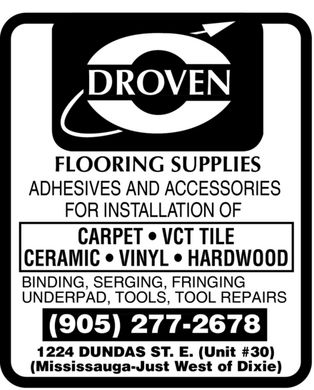 Droven Carpet Supplies